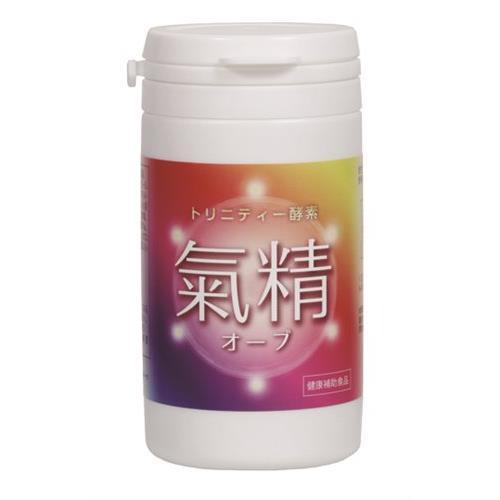 トリニティー酵素 氣精(410mg×90粒)